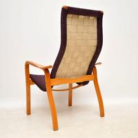 1970s Vintage Primo Armchair by Yngve Ekstrom for Swedese (10 of 12)