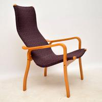 1970s Vintage Primo Armchair by Yngve Ekstrom for Swedese (2 of 12)