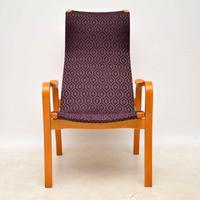 1970s Vintage Primo Armchair by Yngve Ekstrom for Swedese (3 of 12)