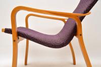 1970s Vintage Primo Armchair by Yngve Ekstrom for Swedese (8 of 12)