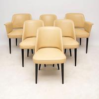 1950s Vintage Dining Table & Chairs by Robin Day For Hille (7 of 14)