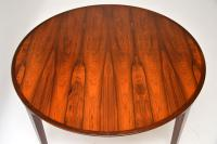 1960s Danish Rosewood Dining Table by Rosengren Hansen (7 of 12)