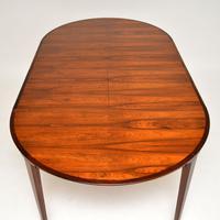1960s Danish Rosewood Dining Table by Rosengren Hansen (8 of 12)