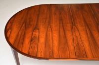1960s Danish Rosewood Dining Table by Rosengren Hansen (9 of 12)