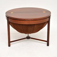 1960s Rosewood 'Syklus' Sewing Table by Rastad & Relling (3 of 10)