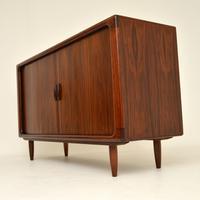 1960s Danish Rosewood Vintage Sideboard by Dyrlund (3 of 9)