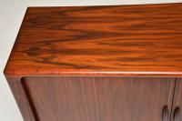 1960s Danish Rosewood Vintage Sideboard by Dyrlund (6 of 9)