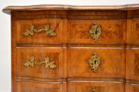 Antique Swedish Walnut Commode / Chest of Drawers (3 of 12)