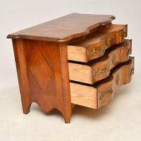 Antique Swedish Walnut Commode / Chest of Drawers (8 of 12)