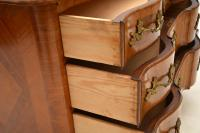 Antique Swedish Walnut Commode / Chest of Drawers (9 of 12)