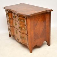 Antique Swedish Walnut Commode / Chest of Drawers (10 of 12)