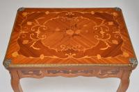 French Inlaid Marquetry Card Table (5 of 12)