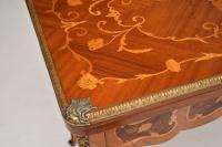 French Inlaid Marquetry Card Table (7 of 12)