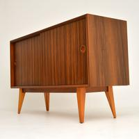 1950s Walnut Sideboard by Peter Hayward for Vanson (3 of 12)