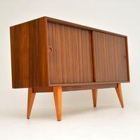 1950s Walnut Sideboard by Peter Hayward for Vanson (4 of 12)