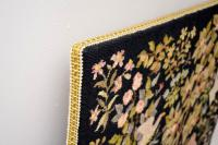 Antique Hand Stitched Tapestry c.1890 (12 of 12)