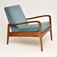 1960s Vintage Armchair in Afromosia by Greaves & Thomas (3 of 11)