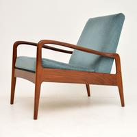 1960s Vintage Armchair in Afromosia by Greaves & Thomas (11 of 11)