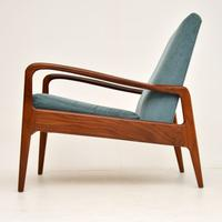 1960s Vintage Armchair in Afromosia by Greaves & Thomas (4 of 11)