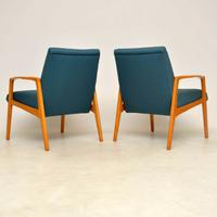 1960s Pair of Swedish Vintage Armchairs (8 of 12)
