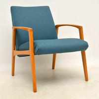 1960s Pair of Swedish Vintage Armchairs (10 of 12)