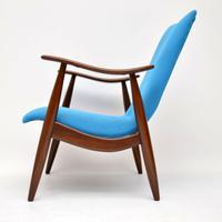 1960s Vintage Dutch Armchair by Louis Van Teeffelen (6 of 10)