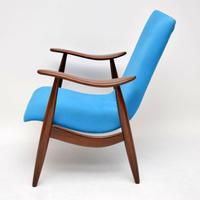 1960s Vintage Dutch Armchair by Louis Van Teeffelen (7 of 10)