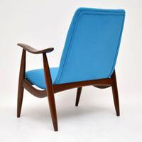 1960s Vintage Dutch Armchair by Louis Van Teeffelen (9 of 10)
