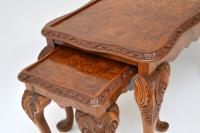 Burr Walnut Nesting Coffee Table / Side Tables c.1930 (11 of 12)
