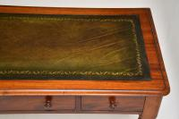 Antique Victorian Mahogany Writing Table / Desk (5 of 10)
