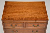 Inlaid Mahogany Bachelors Chest of Drawers (9 of 10)