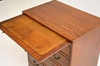 Inlaid Mahogany Bachelors Chest of Drawers (4 of 10)