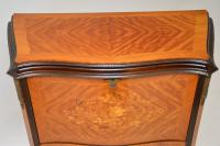 Antique French Inlaid Marquetry Drinks Cabinet (10 of 10)
