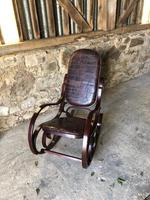 Bentwood Rocking Chair (2 of 2)