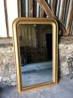 Large French Gilt Mirror c.1860 (3 of 3)