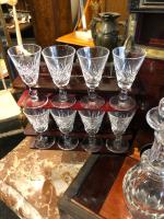 Antique Cave a Liqueur, French Tantalus Box, Empire Drinks Cabinet (2 of 9)