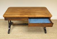 Beautiful Large Victorian Antique Rosewood Partners Writing Table (3 of 7)