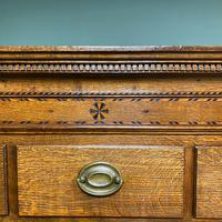 Georgian Country House Antique Oak Chest on Chest (5 of 8)