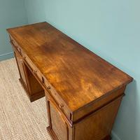 Country House Figured Mahogany Antique Victorian Pedestal Sideboard (7 of 8)