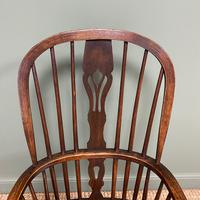 Victorian Country Oak Antique Windsor Chair (8 of 8)
