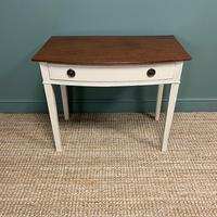 Country Painted Victorian Antique Side Table (2 of 6)