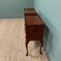 Pair of Edwardian Mahogany Antique Bedside Tables / Cabinets by Morison & Co (7 of 8)