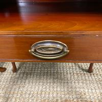 Pair of Edwardian Mahogany Antique Bedside Tables / Cabinets by Morison & Co (5 of 8)