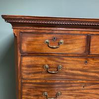 Georgian Mahogany Antique Chest On Chest (6 of 9)