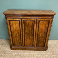 Lamb of Manchester Antique Walnut Cupboard (6 of 8)