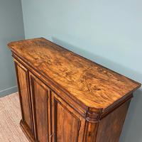 Lamb of Manchester Antique Walnut Cupboard (5 of 8)