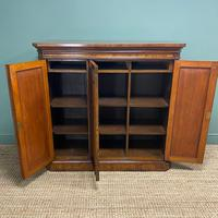 Lamb of Manchester Antique Walnut Cupboard (4 of 8)