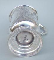 Victorian Silver Christening Mug by Hilliard & Thomason, Birmingham 1877 (6 of 6)