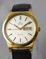 1974 Omega Automatic Day / Date Wristwatch