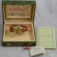 1973 Longines 5-Star Admiral Wristwatch (2 of 8)